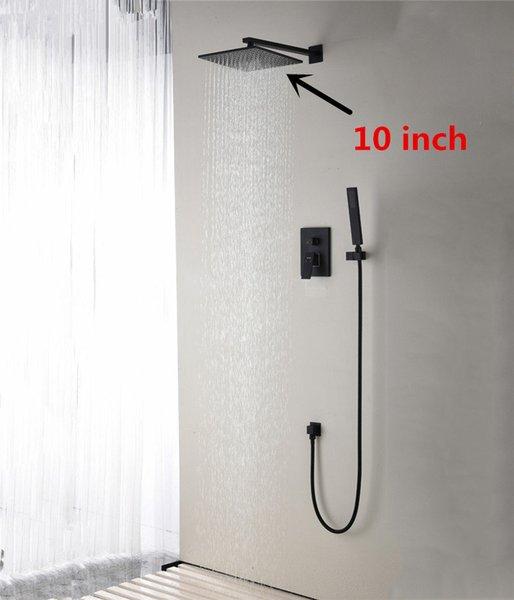 Square 10 inch