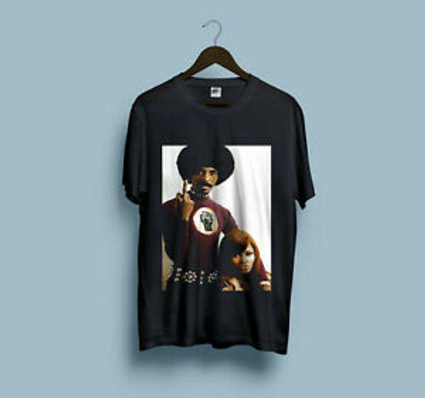 Айк Тернер Тина Тернер хип-хоп футболка размер S-2XL