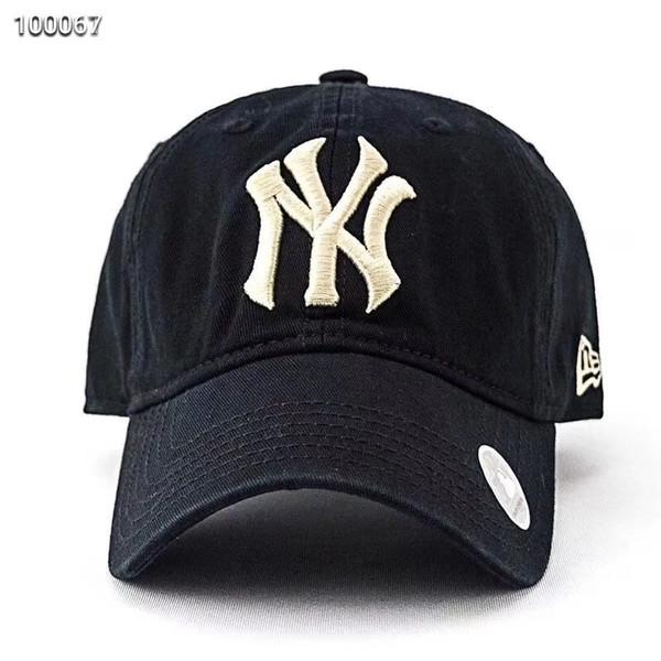 Berretti da baseball classici di stile di moda NY Fade Cappellini da golf di alta qualità Cappello da sole per uomo e donna Cappellino Snapback regolabile Cappellino da papà