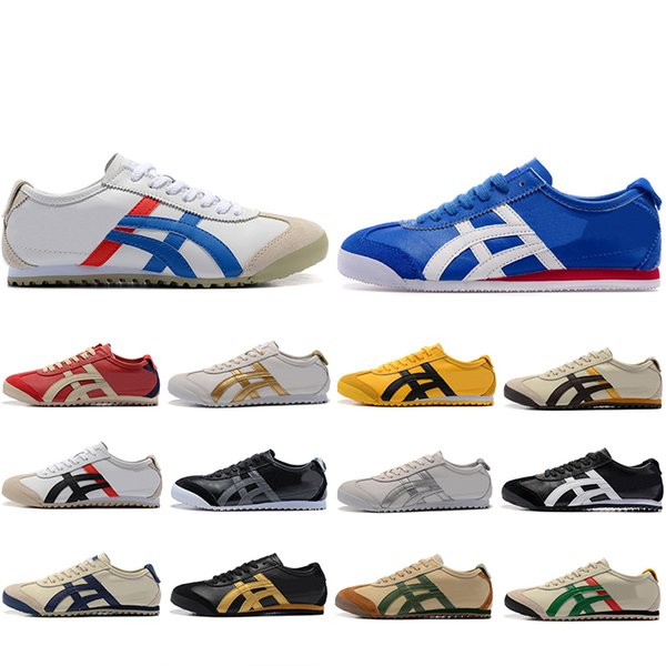 Top Fashion Onitsuka Tiger Running Shoes For Men Women Athletic Outdoor Boots Brand Sports Mens Trainers Sneakers Designer Shoe US 5-10