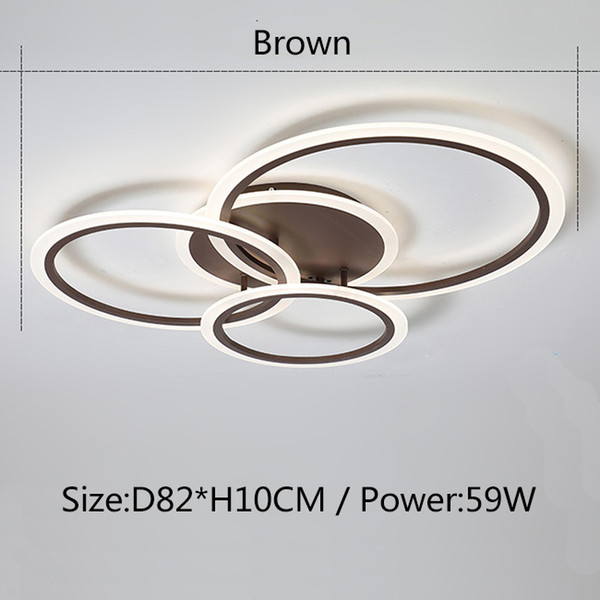 Brown Dia 82 centimetri