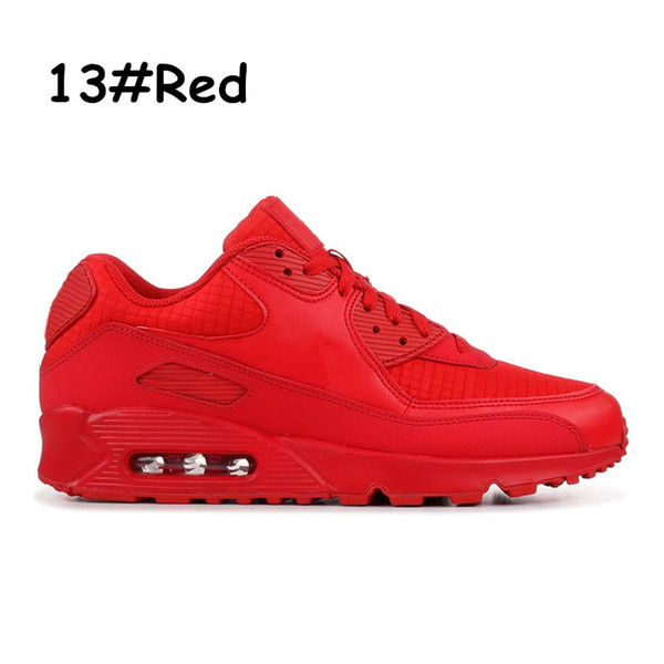 13 red