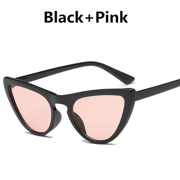 블랙 + 핑크