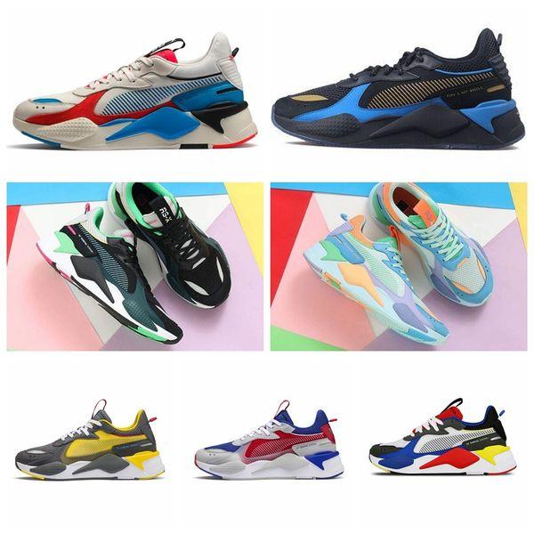 Compre Puma RS X Sistema Para Correr Juguetes De Reinvención Bonnie Zapatos De Diseñador Para Hombre Hasbro Transformers Casual Rs X Zapatillas Para