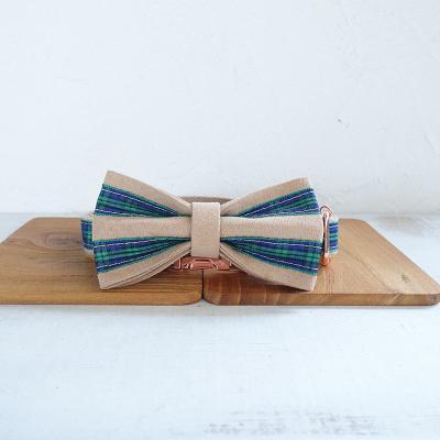 Dog Collar Bow Tie