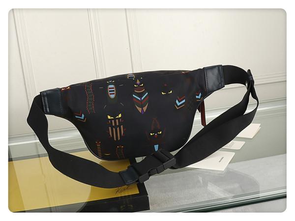 Diseñadores calientes Bolsas de cintura de las mujeres Fanny Pack Bolsas Bum Bag Cinturón Bolso Hombres Mujeres Dinero Teléfono Práctico Bolso de la cintura Bolsa de viaje sólido