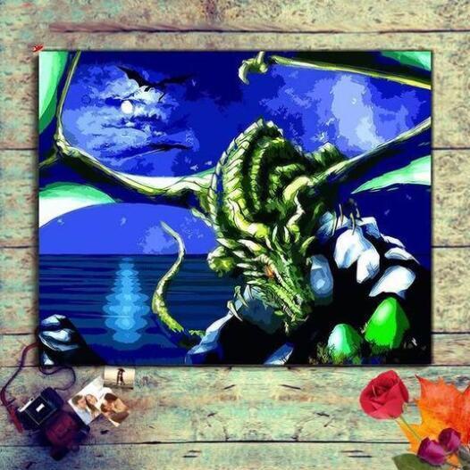 Витраж-раскраска «Ирисы» – купить по цене 2,090.00 руб. в ...