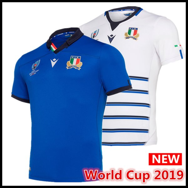 top popular International League 2019 Japan World Cup jersey Italy home Rugby Jerseys shirt ITALY national team rugby jersey SUPPORTER CAP s-5xl 2019