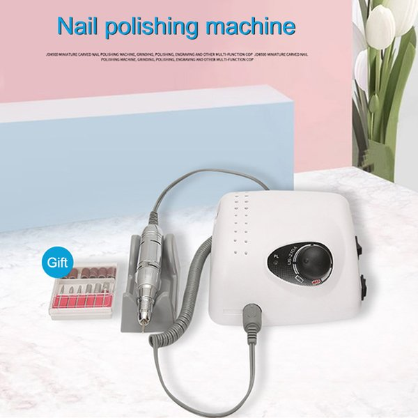 30000RPM Nail Electric Manicure Machine With Grinder Bits Pedicure Milling  Cutter H7JP Nail Art Facile Nail Art Tutorial From Hirame, $132 89|