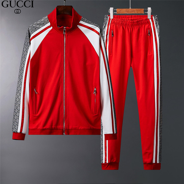 Hlf 19ss New Fashion Men Tracksuit Original Design And Perfect Quality Exquisite Sportswear Comfortable Pl6690