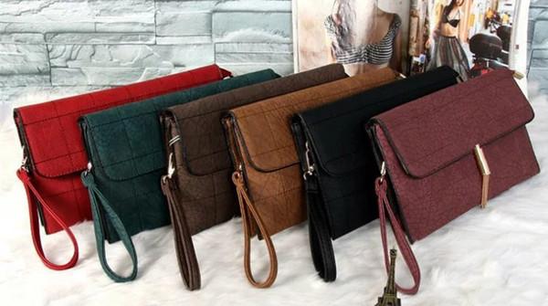 Meistverkaufte große Marke Damen Clutch Bag berühmte Designer Umhängetasche Messenger Bags Handtaschen Brieftasche Einkaufstaschen Freies Einkaufen