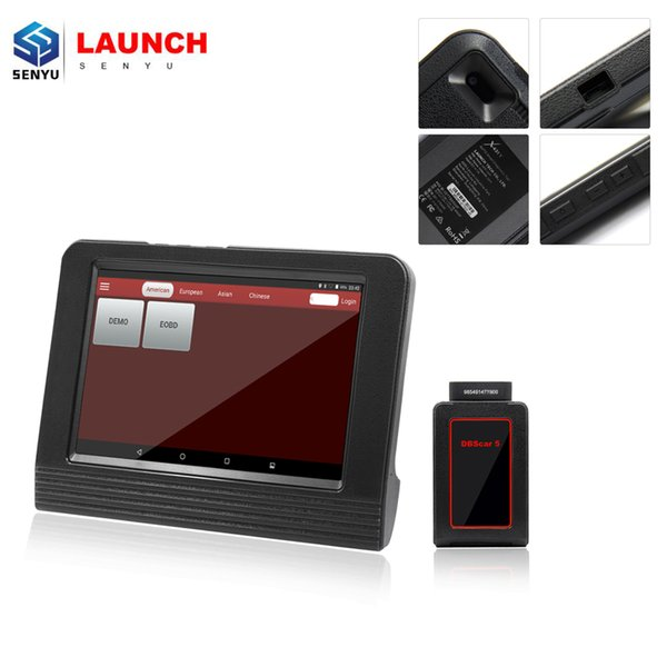 Launch X431 V 8''Full System Diagnostic Tool X-431 V WiFi/Bluetooth Two Years Update on Launch Offical Website