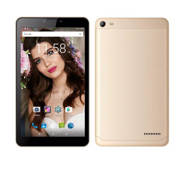 7 Zoll 3G Telefonanruf-Tablette-PC Android 6.0 1GB / 8GB MTK8321 Viererkabel-Kern FM GPS Doppel-SIM-Kartensteckplatz