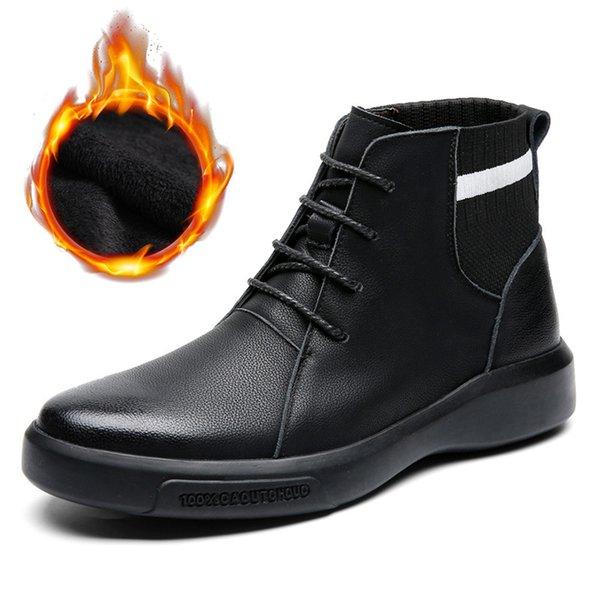 black for winter