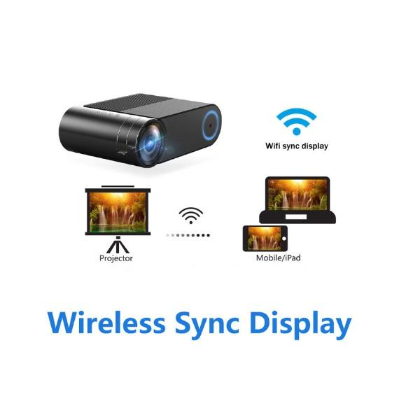 Wireless Sync Display