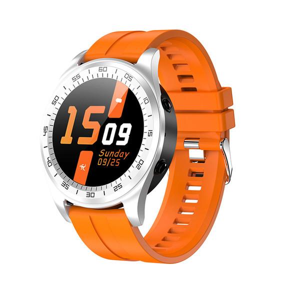 smart watch orange