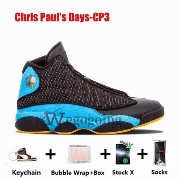 10-Chris Paul's Days-CP3