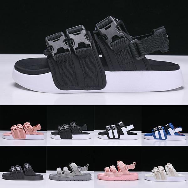 Yeni Leadcat YLM Moda Roma Stil Erkek Bayan Lüks Sandalet Moda Erkek kız Peep Toe Spor Terlik Geniş Düz Slaytlar flip-flop