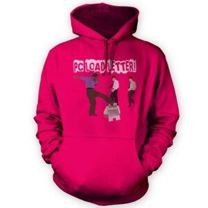 Printer Smash Hoodie x12 Colours Gift Movie Funny IT Office Anger LoL