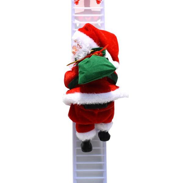 تسلق سلم بابا نويل