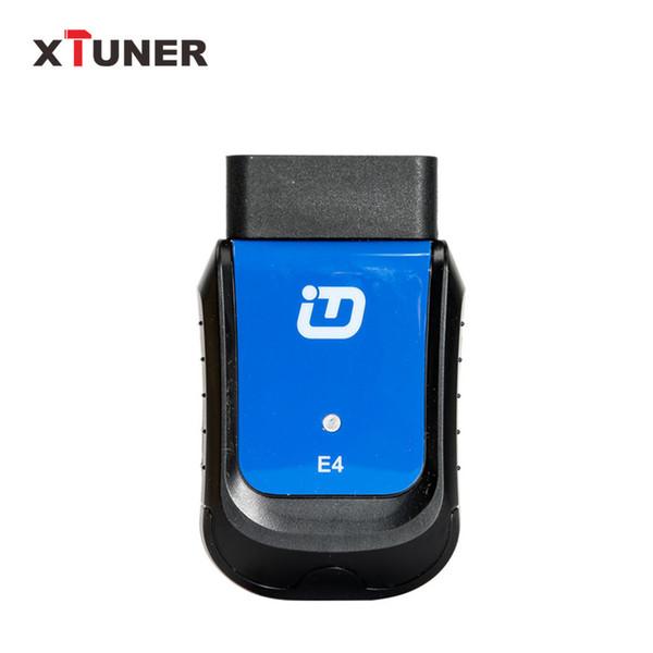 XTUNER VPECKER E4 Bluetooth-OBDII-Scan-Tool Vollständiges System-OBDII-Scan-Tool für Android