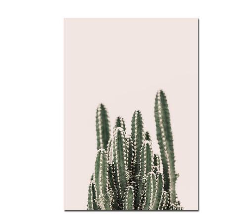 Acheter Paysage Scandinave Toile Mur Art Affiche Style Nordique Océan Cactus Palmier Imprimer Peinture Nature Décoration Photos De 514 Du Shouya2018