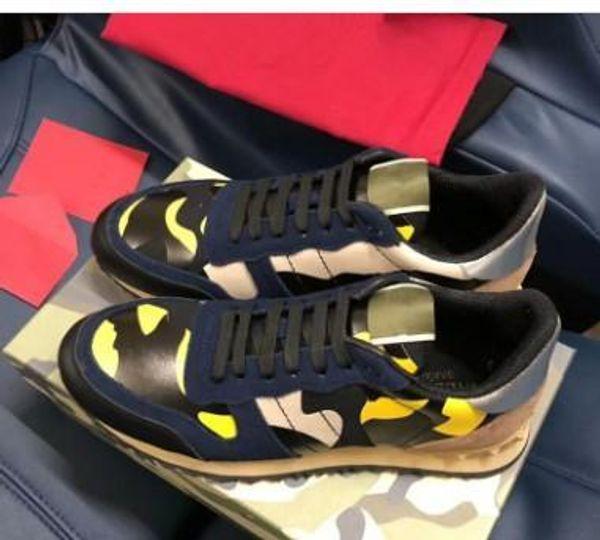 Sneakers da uomo in pelle arena di trasporto libero scarpe di lusso kayne west scarpe da ginnastica di marca mens sneakers uomo scarpe di moda di marca xg18051301