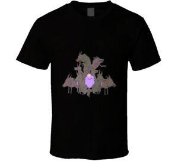 T-shirt LSP Wolves à manches courtes