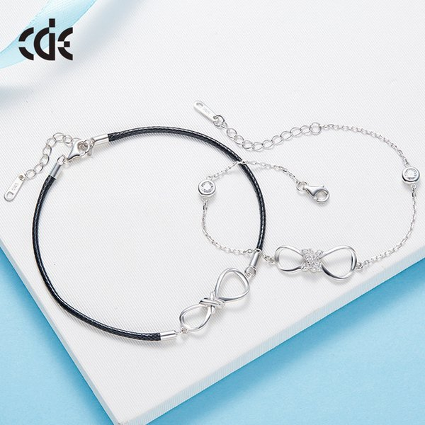Wedding Party beaded pearl gift woman lady diamond jewelry Bracelets for bride acting initiation graduation CDE-1340