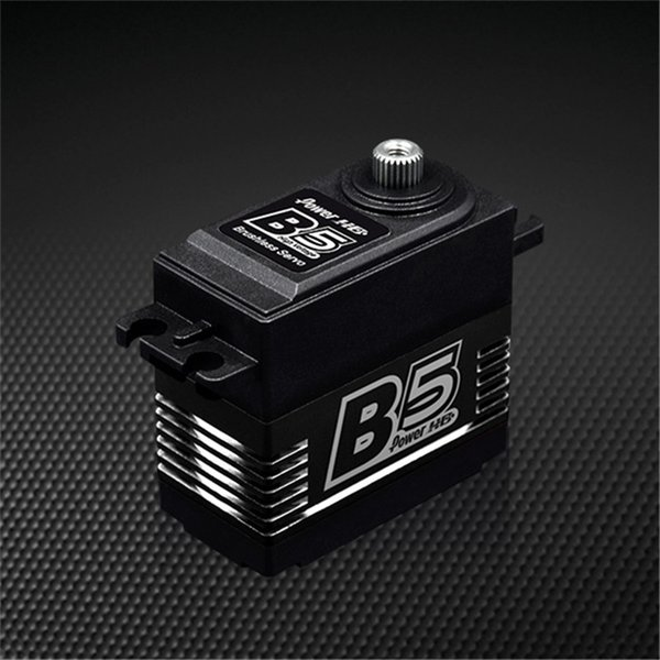 Power HD B5 20KG High Torgue Brushless Matel Gear Servo for RC Airplane 3DF3A this product belong to Toys/ Accs