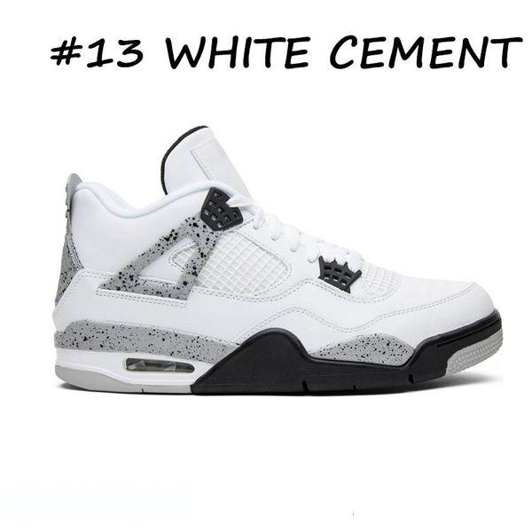 13 WHITE CEMENT