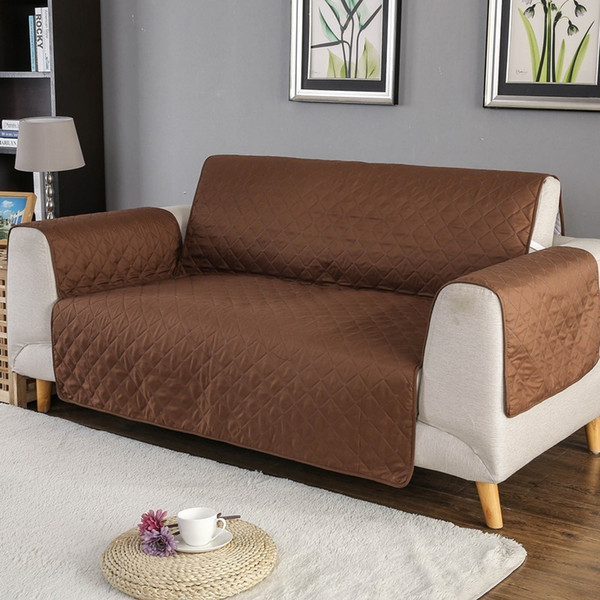 Cool One Piece Anti Slip Sofa Cover Removable Sofa Cushion Seat Protector Cover Couch Covers Single Two Three Seater Chair Covers To Hire Slipcovers Dining Short Links Chair Design For Home Short Linksinfo