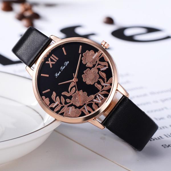 Relogio Masculino 2018 High Quality Luxury Women's Watches Casual Simple Quartz Analog Watch Band Wrist Watches Reloj Mujer F30