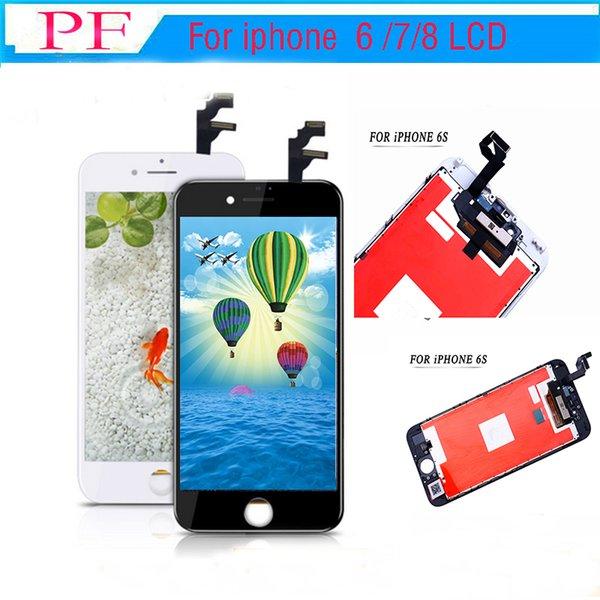 Verbessern Sie Qualität LCD-Anzeige für iphone 5 6 6 plus 6s 6s plus 7 7p 8 8 plus Touchscreen Digitizer Assembly Ersatz