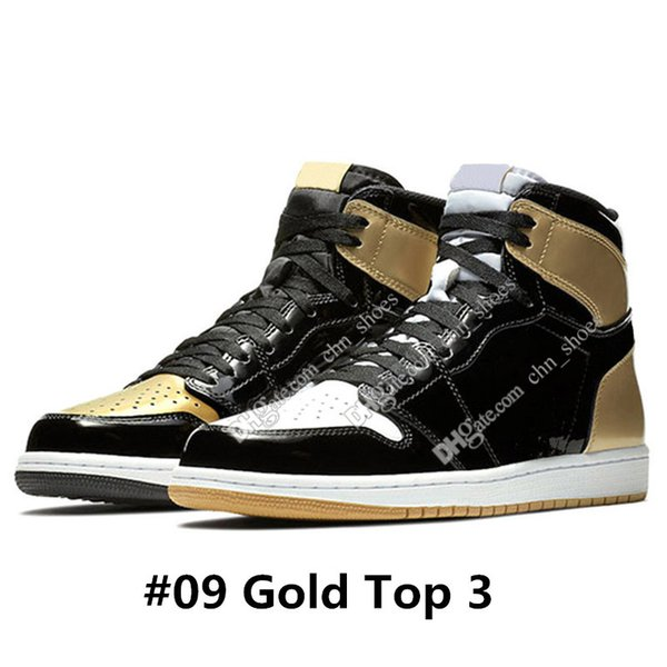 # 09 Gold Top 3