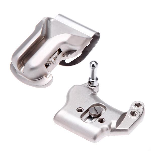 hanger Aluminium alloy Mount Button Buckle Hanger for DSLR Camera Waistband Belt Strap Mount