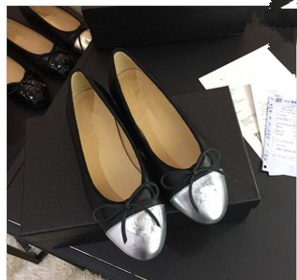 All'ingrosso-Trasporto libero nuovo formato delle scarpe delle scarpe degli appartamenti delle donne scarpe in pelle verniciata per l'infermiera donna incinta 8 colori taglia 35-41 xinfa180324011