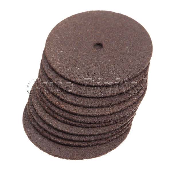 wheel alloy 36Pcs Dremel Accessories 24mm Reinforced Cut Off Grinding Wheels Discs Metal Cutter Wood Cutting Tools for Drill Rotary Tools