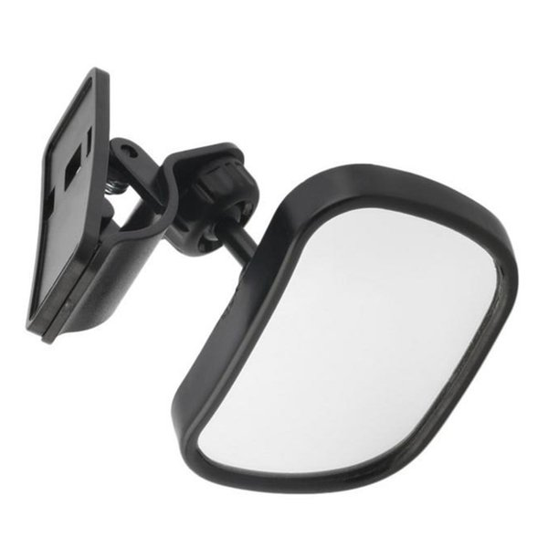 Car Rear Seat View Baby Child Safety Mirror Clip and Sucker Dual Mount UK