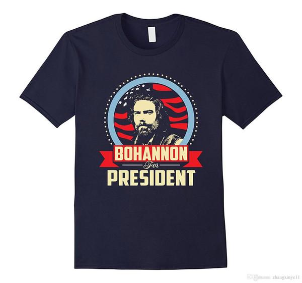 Bohannon für Präsidentent-shirt der allgemeinen Wahlen 2016