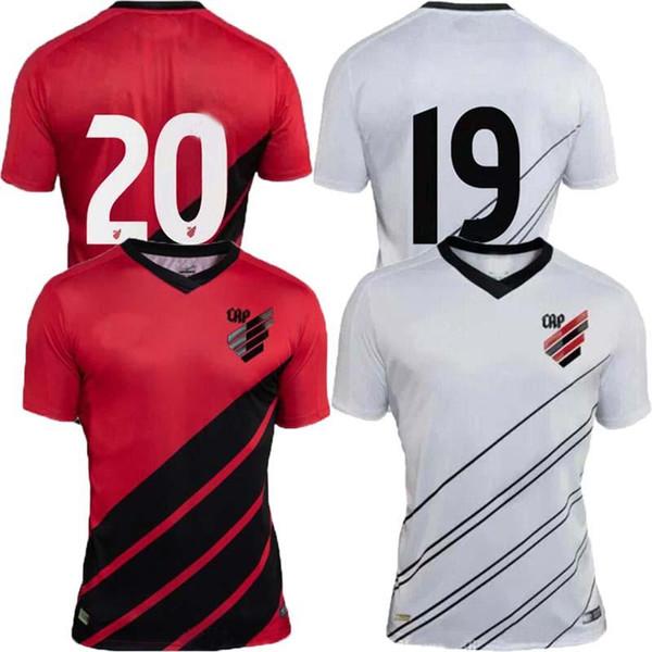 2019 2020 camisa parana camisa de futebol para casa homens 19 20 parana futebol jersel homens camisas de futebol camisa de futebol