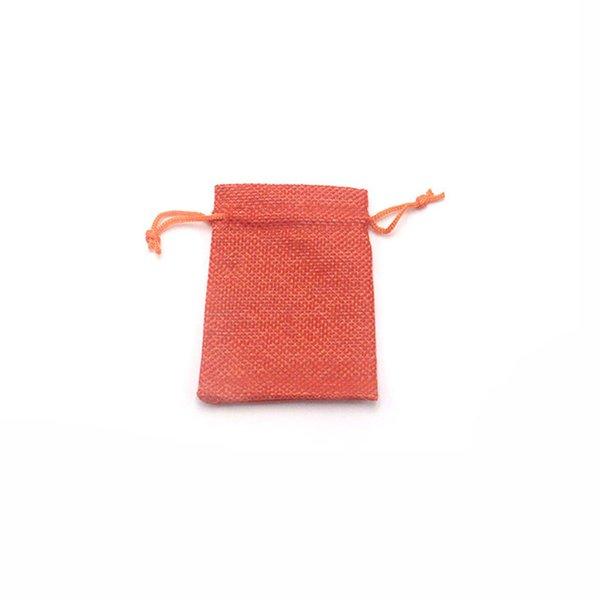 Cor: orange size: 7x9 cm 100 pcs