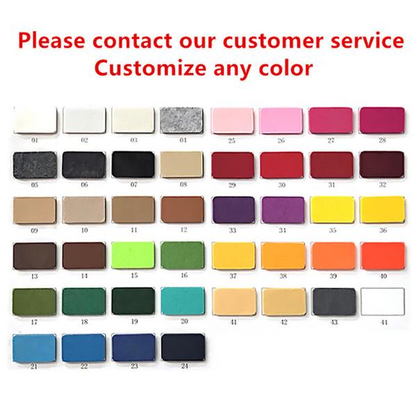 Personalizar cualquier color