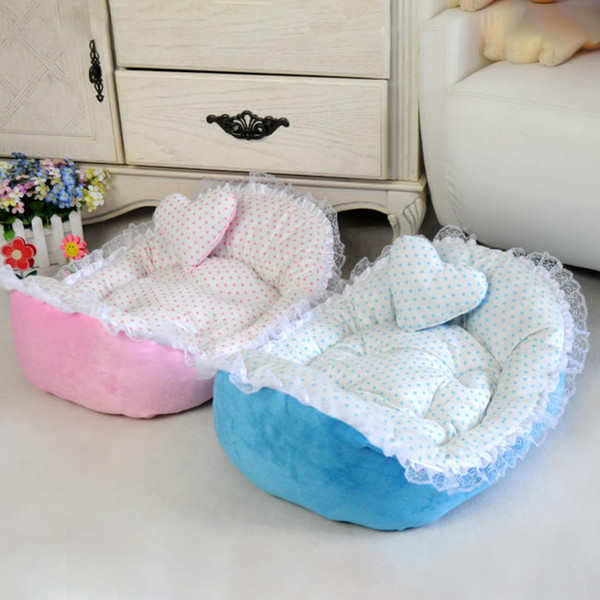 Awesome 2019 Lace Ingot Dog Kennel Warm Cat Kennel Pet Dog Mattress Pet Supplies Hammock For Cats House Mat For Cat From Kuaikey 40 21 Dhgate Com Short Links Chair Design For Home Short Linksinfo