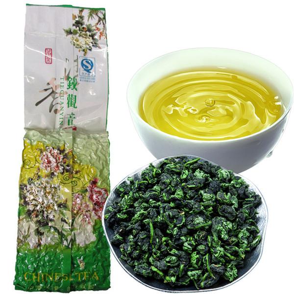 best selling Hot sales 250g Premium Oolong Tea Chinese Anxi Tie Guan Yin Green Tea Tieguanyin Oolong New Spring Tea Green Food Healthy Food