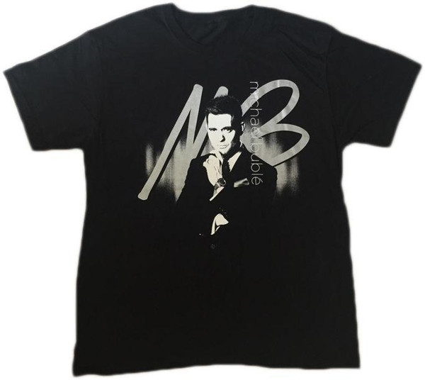 Michael Buble - Show de Belfast - Camiseta oficial para hombre