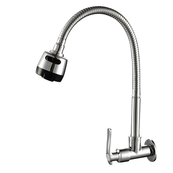 2019 6 Types Deck Mounted Wall Mounted Cold Water Universal Rotatable  Vegetable Kitchen Faucet From Livegold, $32.57 | DHgate.Com