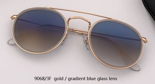 9068/3F gold/gradient blue