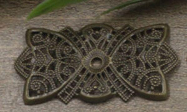 Bronce antiguo plateado