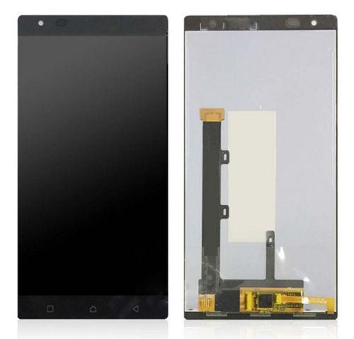 Para lenovo vibe x3 / lemon x3 5.5 polegadas original full display lcd painel de toque digitador da tela assembléia com ferramentas gratuitas